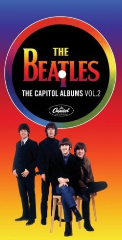 AlbumArt-The Beatles-The Capitol Albums, Volume 2 (2006).jpg